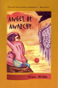 Angel of Anarchy by Glenn Sheldon