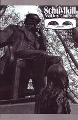 Schuylkill Valley Journal Spring 2012 Volume 34